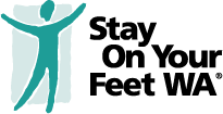Stay On Your Feet logo